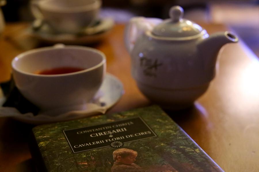 carte ciresarii constatin chirita ceai barissimo