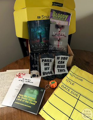 My Horror PageHabit Unboxing
