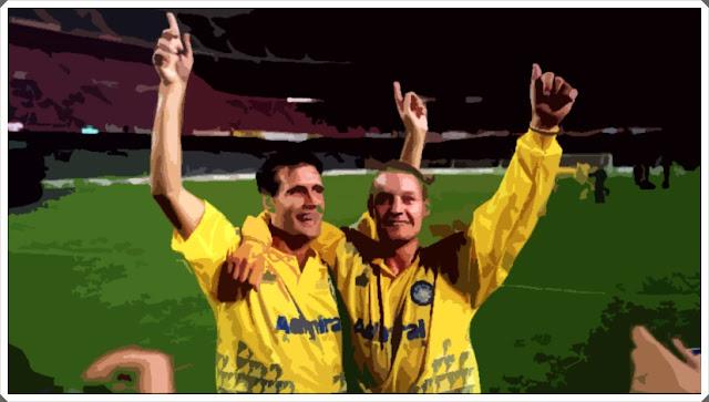 Leeds United David Batty
