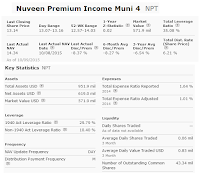 Nuveen Premium Income Municipal Fund 4 (NPT)