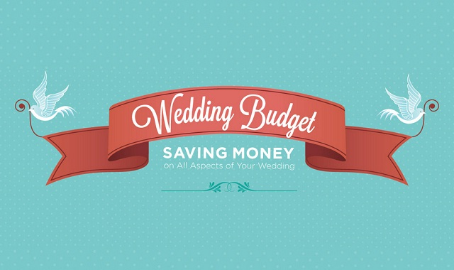 Image: Wedding Budget: Saving Money #infographic