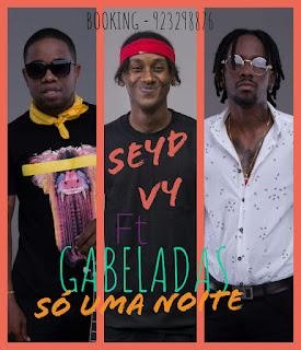 Gabeladas Feat Seyd Vy - Só Uma Noite (Zouk