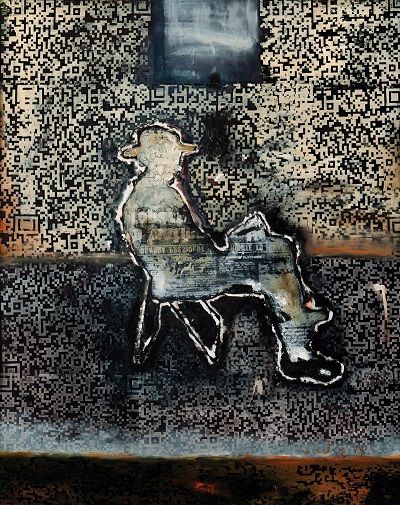 "by Paul Onditi - ""Untitled"", 2014"
