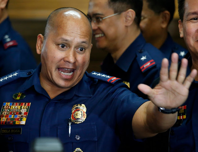 Dela Rosa tasked to investigate black killings in US