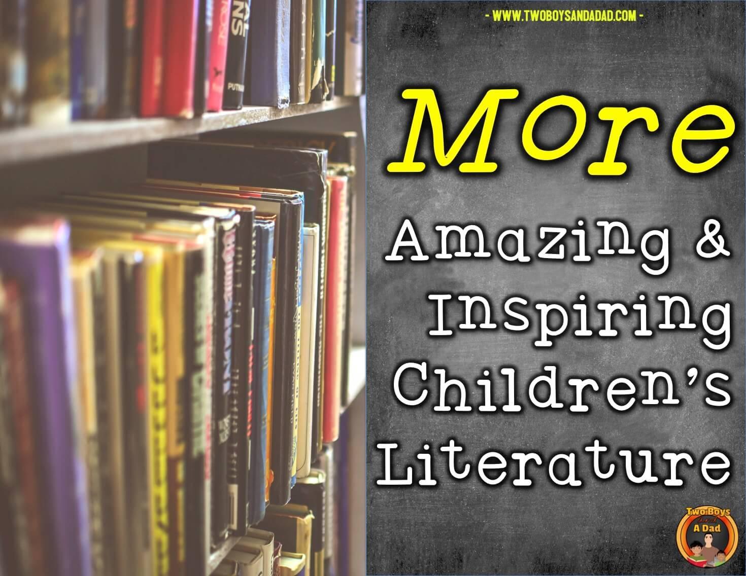 Children's Books on Inspiring Women