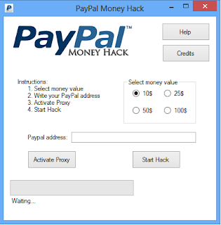 Game Hack | Game Cheats | Download Game and Programs: PayPal