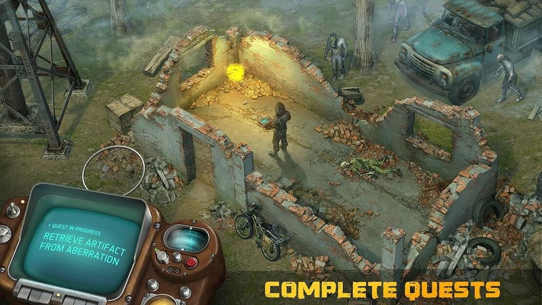 Dawn of Zombies: Survival CRAFT GRÁTIS / MOD MENU 2.81