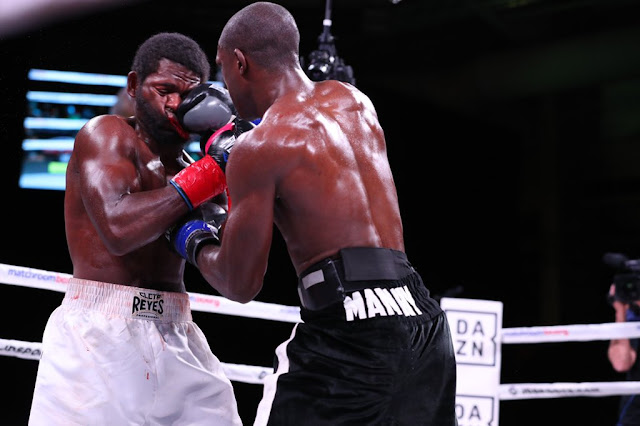 Manny Thompson def. Leroy Jones by unanimous decision.