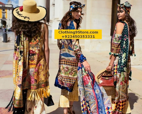 Shehla Chatoor Luxury Lawn 2017