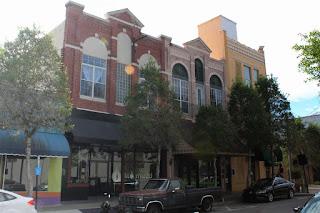 Edificios en el centro histórico de Ocala