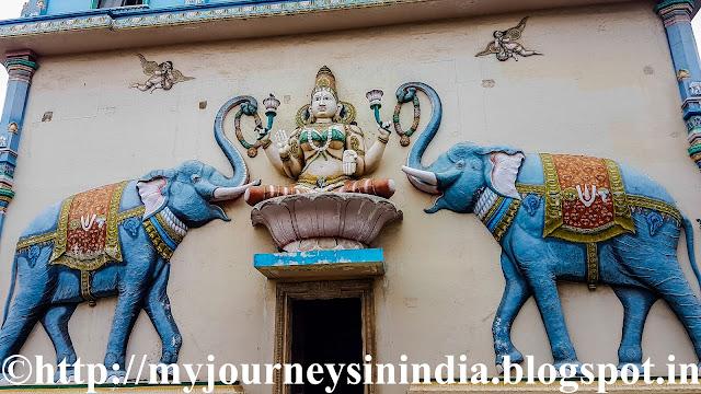 Mari Tirupathi Sri Srinivasa Temple Bangalore