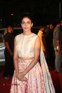 Actress Lavanya Tripati Stills in Beautiful Dress at Gemini TV Puraskaralu 2016 Event  0065.JPG