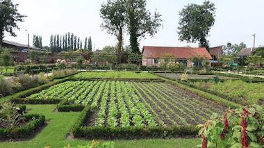 Jardines comestibles. Les Jardins de la Chartreuse