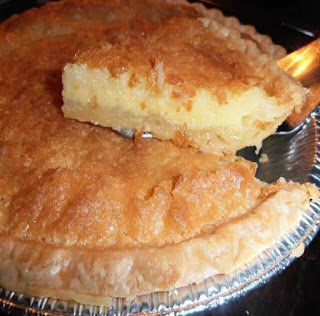 BUTTERMILK PIE (100 yr. old recipe)