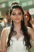 Meghana Gaur in a Deep Neck Sleeveless White Gown at IIFA Utsavam Awards 034.JPG