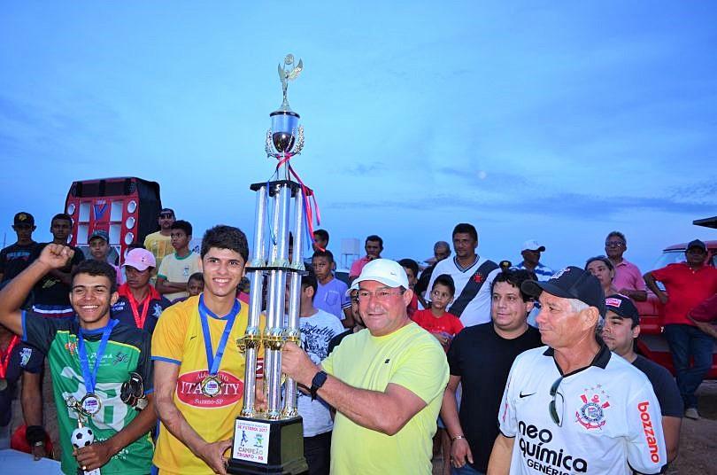 ... do futebol amador  parabéns a Comissão Organizadora da importantíssima  competição esportiva cff9a3c91dd0d