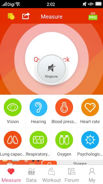 Aplikasi iCare Health Monitor di Samartphone Harus Ada