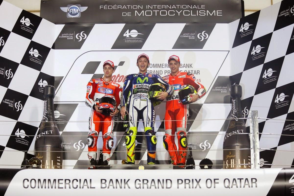 Download Video MotoGP Qatar 2015 Gratis SEMUA BISA NGE BLOG