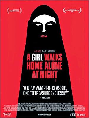 Assistir A Garota Que Anda à Noite – Legendado Online 2015