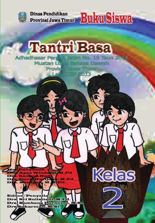 Download Buku Siswa Bahasa Jawa Kelas 2 Sd Mi Dunia Edukasi