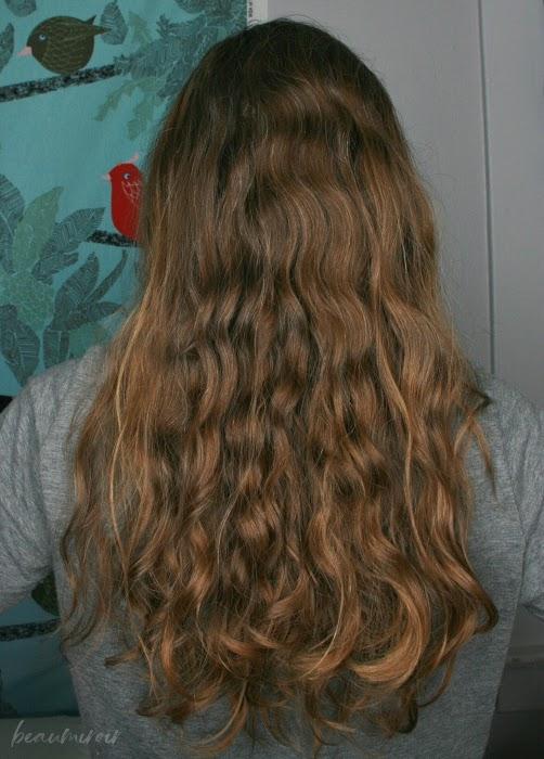 3rd day hair