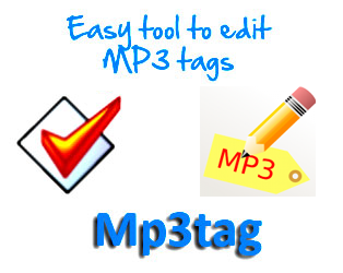 How to add tag information in MP3 files