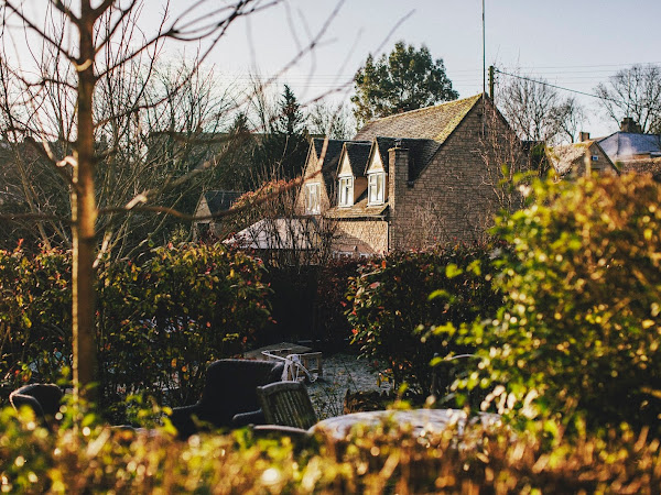 Waking up in the Cotswolds