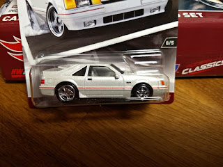 Hot Wheels RLC Car Culture  ford mustang svo