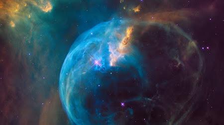 The Bubble Nebula iPad