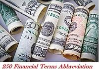 Financial Abbreviation