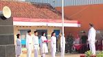 Uparaca Bendera Untuk Pertama Kalinya di Desa Wonopringgo / First Flag Ceremony in Wonopringgo Village