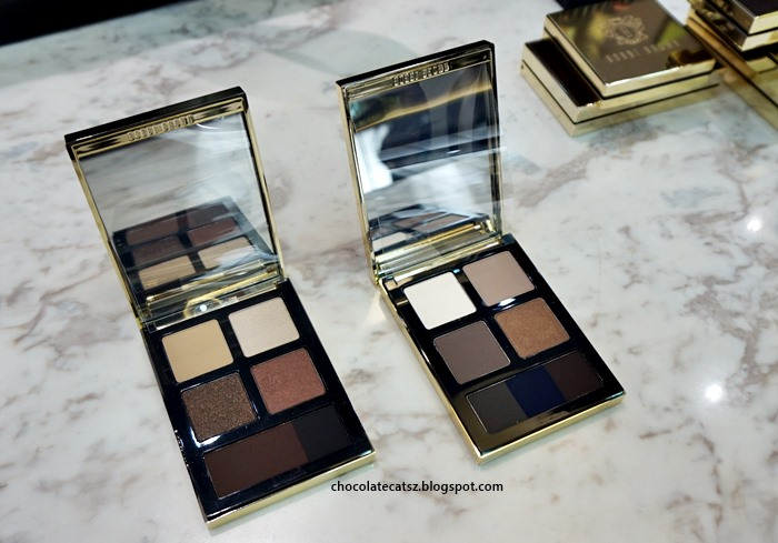 Chocolate Cats Bobbi Brown Wine Chocolate Holiday 2016 Collection
