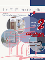 ebooks aprender francés, ebooks A2, ebooks francés A2, francés básico, francés A2, le FLE en un 'clic', FLE