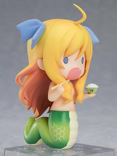 "Nendoroid Jashin-chan de ""Jashin-chan Dropkick"" - Good Smile Company"