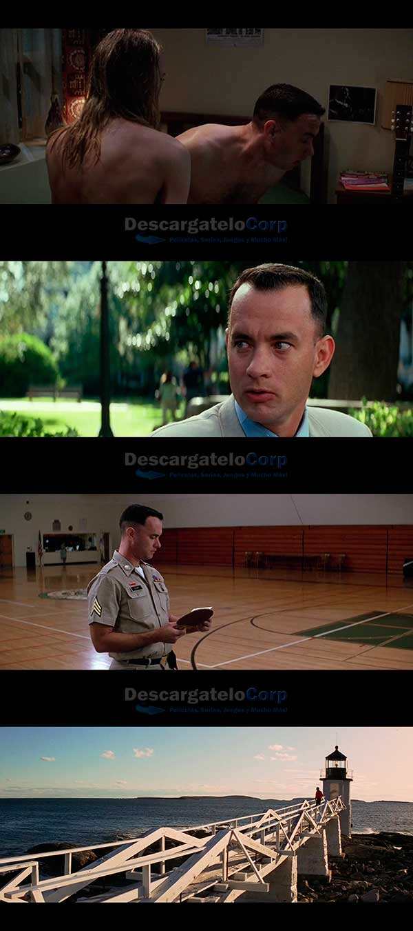 Forrest Gump HD 1080p Latino