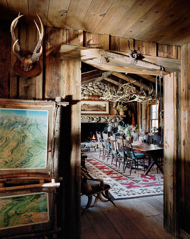Eye For Design: Decorating The Western Style Home