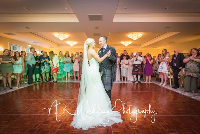 Trump Turnberry Hotel Wedding Photography