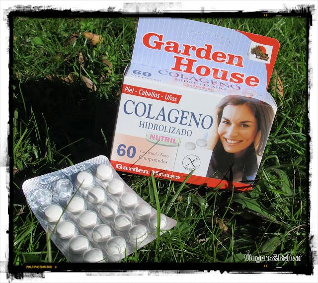 Colágeno comprimidos