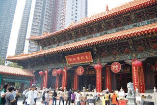Wong Tai Shin Temple