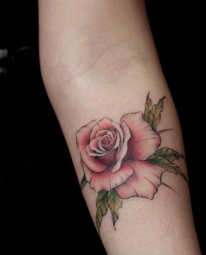 Esta rosa
