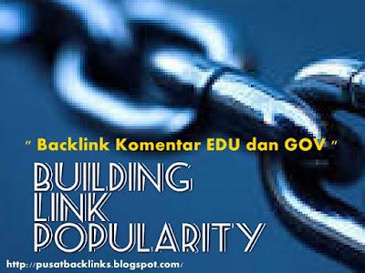 Tips Mencari Backlink Komentar dari .EDU dan .GOV