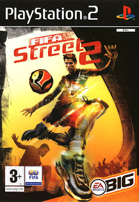 FIFA Street 2 2006 PS2 PAL Multi Spanish