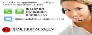 AGEN JUAL PASANG ANTENA PARABOLA KAMERA CCTV