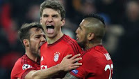 Bayern Munich vs Juventus 4-2 Video Gol & Highlights