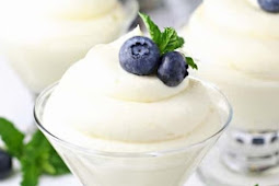 Easy Lemon Cheesecake Mousse
