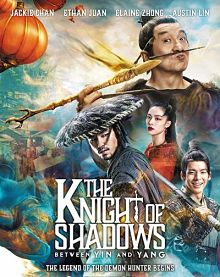 Sinopsis pemain genre Film The Knight of Shadows Between Yin and yg (2019)