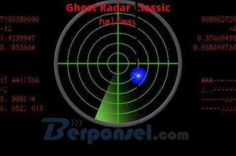 aplikasi pendeteksi hantu untuk Android asli