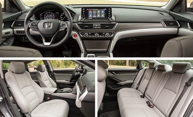 2018 Honda Accord 2.0T Automatic