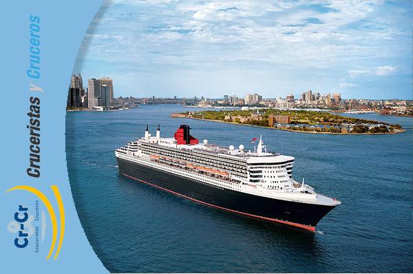 """NOTICIAS DE CRUCEROS - Cunard presenta su nuevo catálogo de viajes """"Vuelta al Mundo 2016"""""""