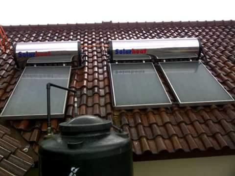 Water Heater Solar Heat